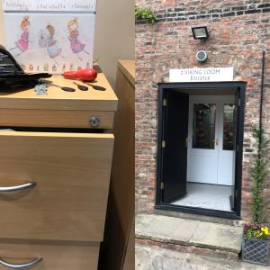 Locksmith in York - Lost keys to a filing cabinet